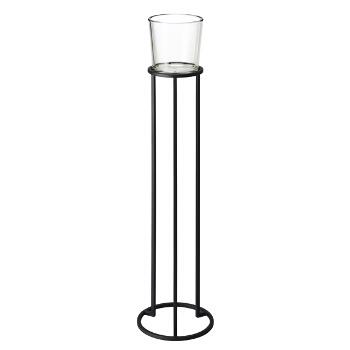 Freestanding Pedestal Candle Holder, Large