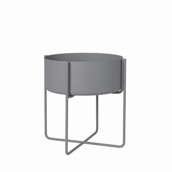 Large Steel Grey
