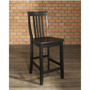 Crosley Furniture School House Bar Stool