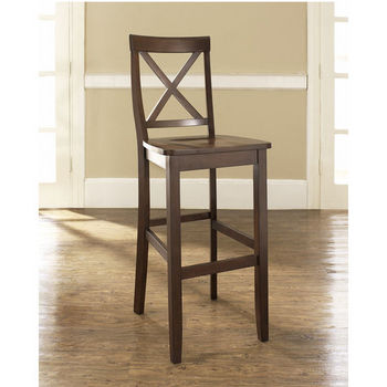 Crosley Furniture X-Back Bar Stool