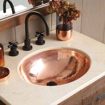 Polished Copper - Lifestyle View