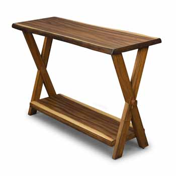 Console Table - Angle View 1