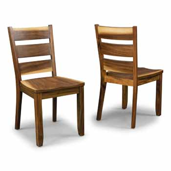 Pair Of Side Chairs - Full View