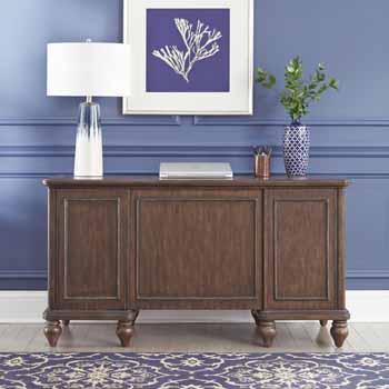 Pedestal Desk - Lifestyle View 3
