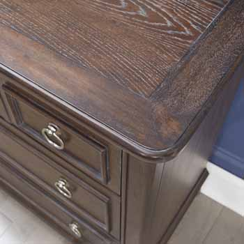 3 Drawer Chest - Close Up 1