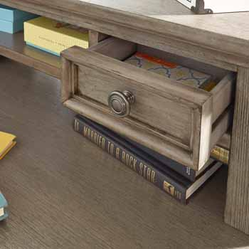 Student Desk With Hutch - Lifestyle View