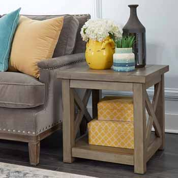 End Table - Lifestyle View