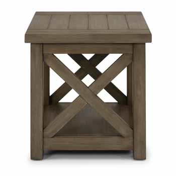 End Table - Front View