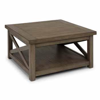 Coffee Table - Angle View