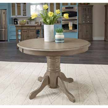 Round Dining Table - Lifestyle View
