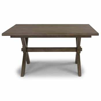 Dining Table - Side View