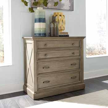 4 Drawer Chest - Lifestyle View
