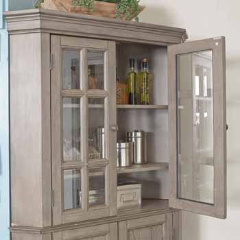 Corner Cabinet - Lifestyle View 1 - Lifestyle View 1
