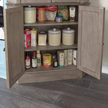 Corner Cabinet - Lifestyle View 2 - Lifestyle View 2