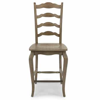 Counter Stool - Front View - Front View
