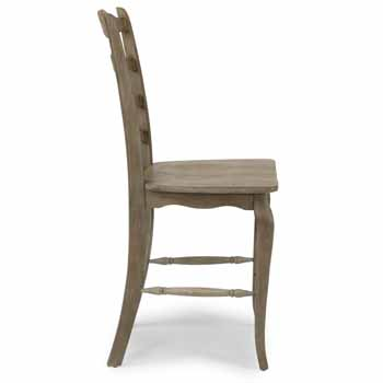 Counter Stool - Side View - Side View
