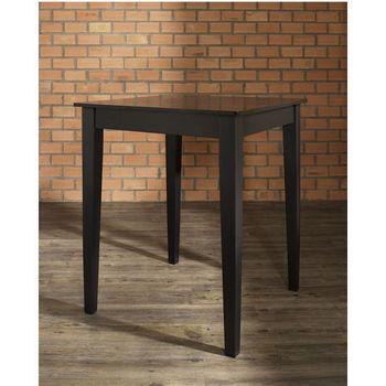 Crosley Furniture Tapered Leg Pub Table