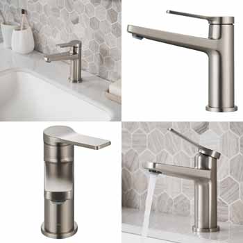 Spot Free Stainless Steel - Faucet Views