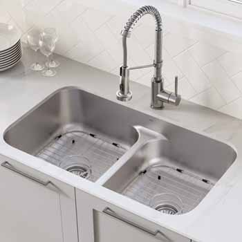 Sink and Faucet Lifestyle View 1