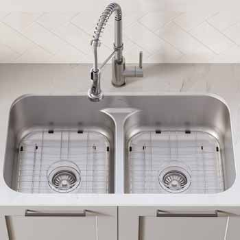 Sink and Faucet Lifestyle View 2