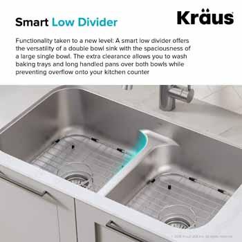 Smart Low Divider