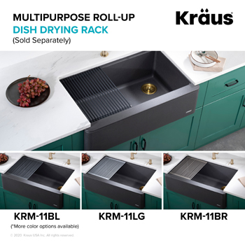 Kraus Kitchen Sink Multipurpose