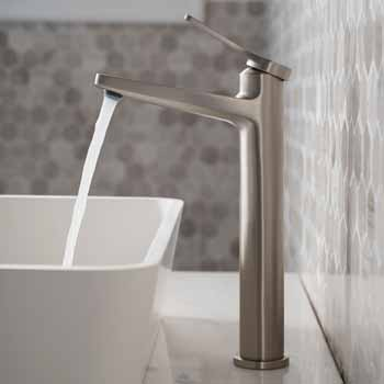 Spot Free Stainless Steel - Faucet Close Up 2