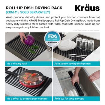 Kraus Kitchen Sink Rollup