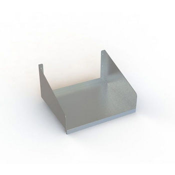 Aero Manufacturing Stainless Microwave Shelves