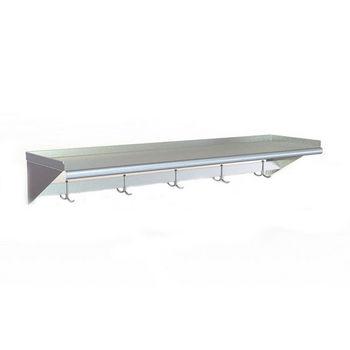 Aero Manufacturing Wall Mounted Shelves Shelves Kitchensourcecom
