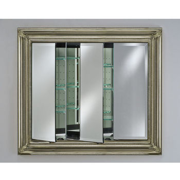 Afina Baroque Triple Door Medicine Cabinet