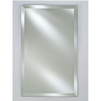 Afina Basix Medicine Cabinets - Frameless Door
