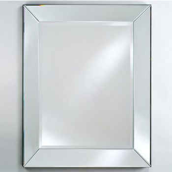 24 x 30 mirror Afina Framed Mirrors   Bathroom Mirrors | KitchenSource.com 24 x 30 mirror