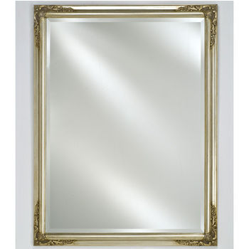 Wall Mirror in Silver