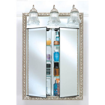 Bathroom Medicine Cabinets Af Ddlt Lighted Double Door