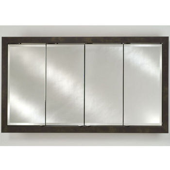 Four Door Signature Collection Medicine Cabinets by Afina