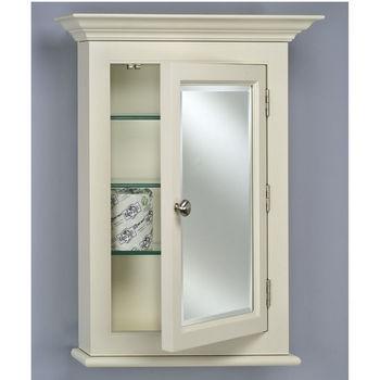 Bathroom Medicine Cabinets - Semi-Recessed Medicine Cabinets in a ...
