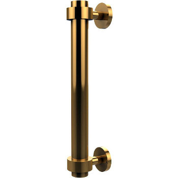 Smooth Polished Brass Cabinet Pull