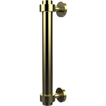 Smooth Satin Brass Cabinet Pull