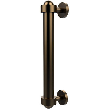 Smooth Brushed Bronze Cabinet Pull