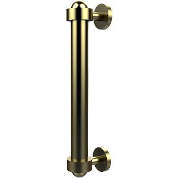 Smooth Satin Brass Cabinet Pull