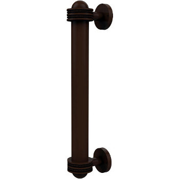 Dotted Antique Bronze Cabinet Pull
