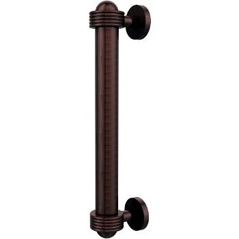 Groovy Antique Copper Cabinet Pull