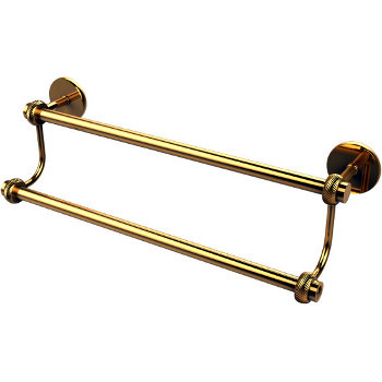 Twisted Polished Brass