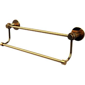 Twisted, 36'' Polished Brass
