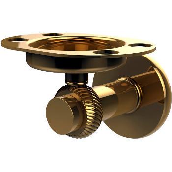 Twisted, Polished Brass