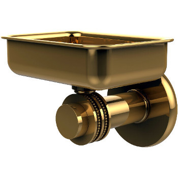 Dotted, Polished Brass