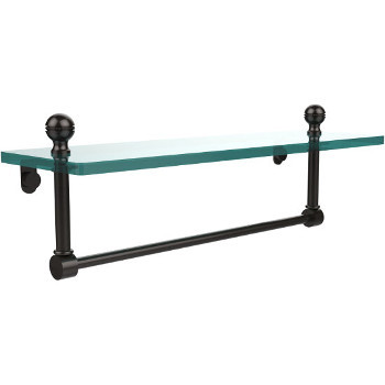 16'' Oil Rubbed Bronze with Towel Bar