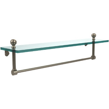 22'' Pewter with Towel Bar