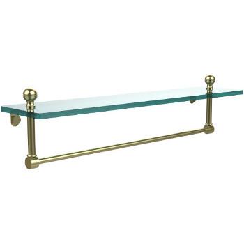 22'' Satin Brass with Towel Bar